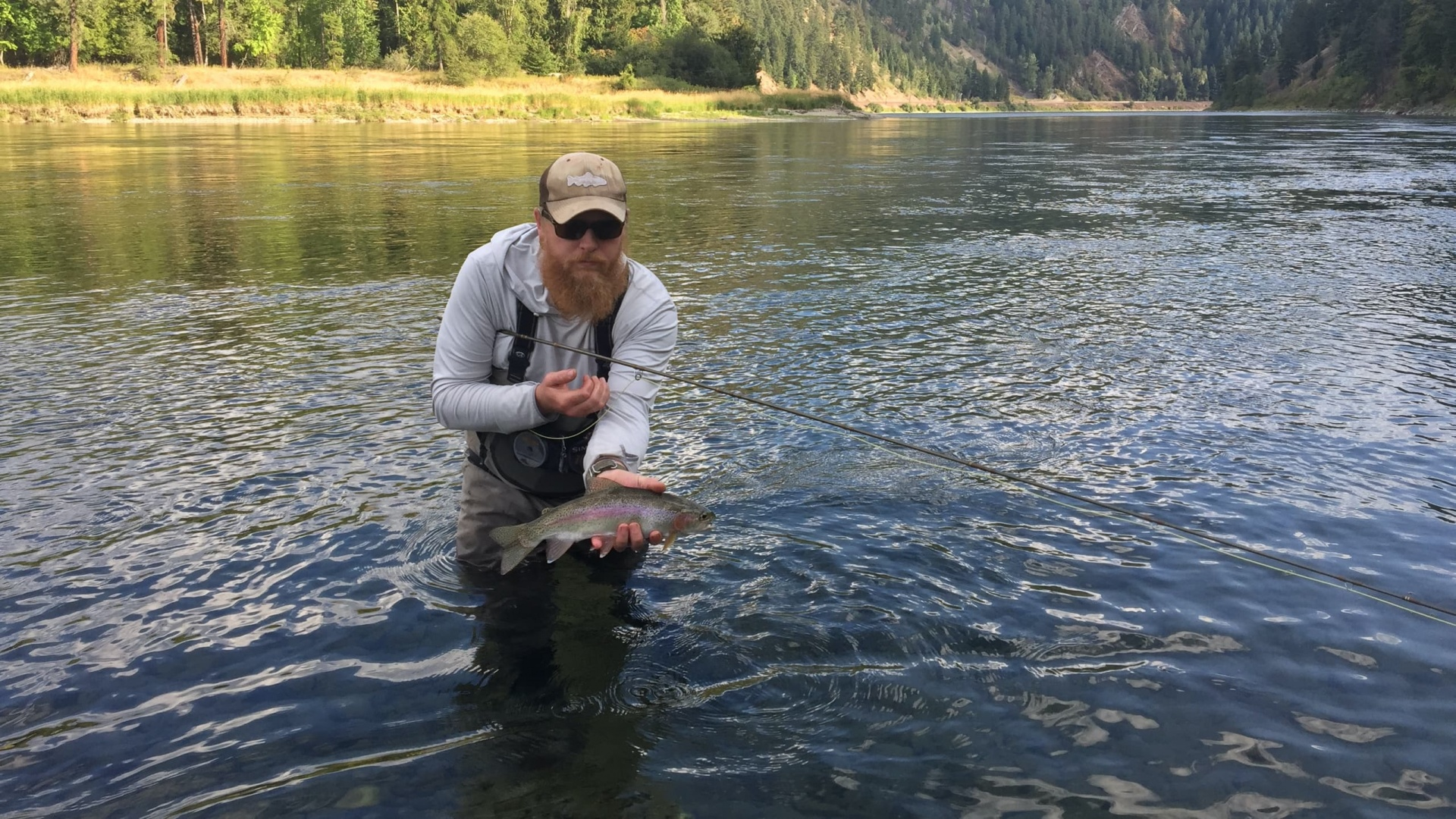 Guided Fishing in Idaho